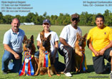 German Shepherd Southwest Regional Trial, Conformation Show, and Breed Survey